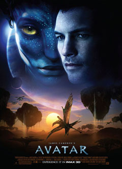 James Cameron Avatar Poster Affiche