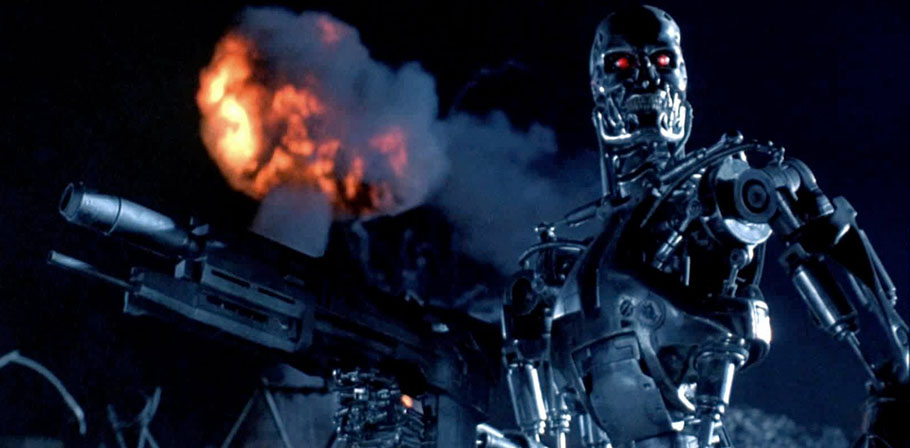 James Cameron Terminator 2 3D Battle Across Time