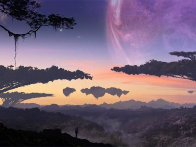 James Cameron Avatar Concept Arts