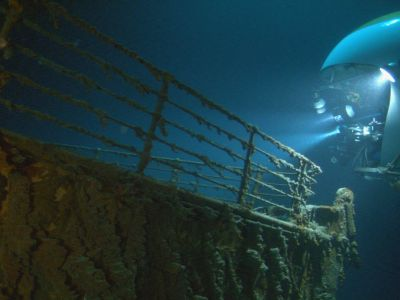 James Cameron Ghosts Of The Abyss - Les Fantômes du Titanic
