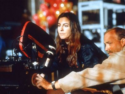 James Cameron - kathryn bigelow - Strange Days Making Of