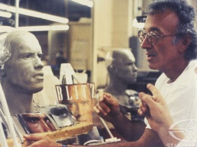 James Cameron Terminator 2 Making Of
