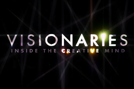 VisionariesInside The Creative Mind(VO)