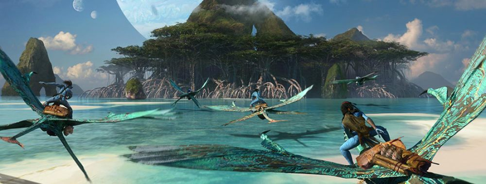 Concept Art - Avatar 2 - James Cameron