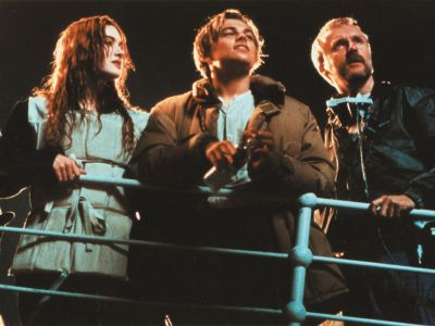 James Cameron Titanic Making Of